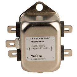 Schaffner EMC Chassis Mount Filter suppliers in Qatar