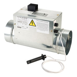 Thyristor Controlled Electric Air Duct Heater in Qatar