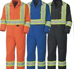 SAFETY COVERALL from ALLIANCE GROUP UAE