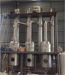 Evaporator from ALCO CHEM ENGINEERING PVT LTD