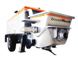 boomtech concrete placing boom  from HOUSE OF EQUIPMENT