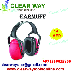 EAR MUFF DEALER IN MUSSAFAH , ABUDHABI ,UAE from CLEAR WAY BUILDING MATERIALS TRADING