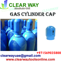 GAS CYLINDER CAP DEALER IN MUSSAFAH , ABUDHABI ,UAE from CLEAR WAY BUILDING MATERIALS TRADING
