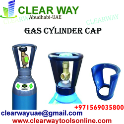 GAS CYLINDER SAFETY CAP DEALER IN MUSSAFAH , ABUDHABI ,UAE from CLEAR WAY BUILDING MATERIALS TRADING