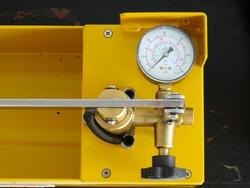 Macstroc Pressure Test Pump MHSY6012 from AL MUHARIK ALASWAD W.SHOP EQUIP. TR