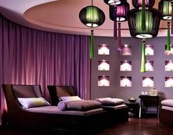Morrocan spa interior design contractors in Dubai from ZAYAANCO
