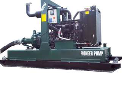 PIONEER VACUUM ASSISTED, END SUCTION, CENTRIFUGAL PUMP from LEO ENGINEERING SERVICES LLC