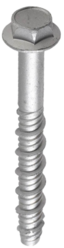 TORQ Concrete Screws Hexagoal - TCS- Duabi from NASIR HUSSAIN EQUIPMENT TRADING LLC