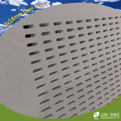 Perforated gypsum board from LONG RANGE ENTERPRISE CO., LTD.