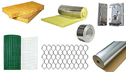 Insulation Material from TAJ INTERNATIONAL PROFILE FZC