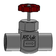 Needle Valve : ARC NV 2N2 from ARCELLOR CONTROLS (INDIA)