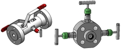 Mono Flange Valve from ARCELLOR CONTROLS (INDIA)