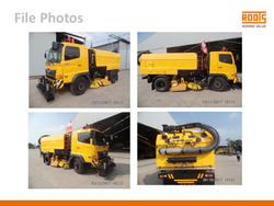 Roots Airport Runway Cleaning Machine Supplier In UAE from DAITONA GENERAL TRADING (LLC)