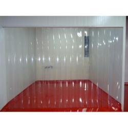 Store Room Strip curtain in Qatar from AERODYNAMIC TRADING CONTRACTING & SERVICES , QATAR / TELE : 33190803 / SARATH@AERODYNAMIC.QA