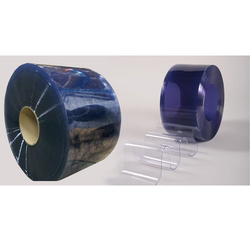 PVC Strip distributor in Qatar from AERODYNAMIC TRADING CONTRACTING & SERVICES , QATAR / TELE : 33190803 / SARATH@AERODYNAMIC.QA