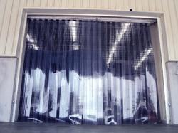 Plastic Sheet Door Curtain in Qatar