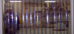 Plastic Sheet Door Curtain dealer in Qatar