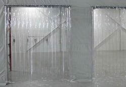 Plastic Sheet Door Curtain roll in Qatar