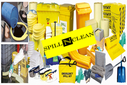 SPILL N CLEAN OIL & CHEMICAL SPILL KITS DEALER IN MUSSAFAH , ABUDHABI , UAE from CLEAR WAY BUILDING MATERIALS TRADING
