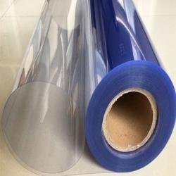 Clear PVC strip roll in Qatar