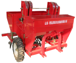 2CM-2/4A Double Ridge Double Rows Motor Vibration Potato Planter Hot Sale