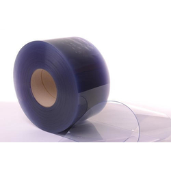 Plastic PVC Strip Curtain Roll dealer in Qatar