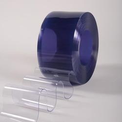 Plastic PVC Strip Curtain Roll distributors in Qatar