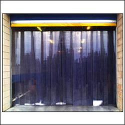 Plastic PVC Strip Curtain Roll supplier in Qatar
