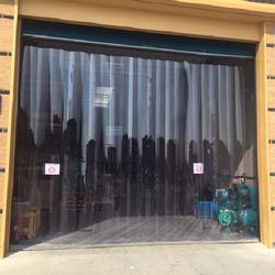 PVC Strip Film Roll installation company in Qatar