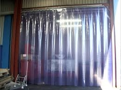 PVC Door Strip Curtain trader in Qatar
