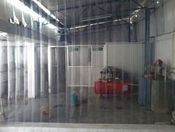 PVC Door Strip Curtain installation companies in Qatar