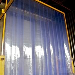 PVC Door Strip Curtain installation company in Qatar