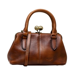 VILADO Luxury Leather Handbags for Woman from MIG INTERNATIONAL