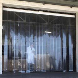 PVC Curtain dealers in Qatar from AERODYNAMIC TRADING CONTRACTING & SERVICES , QATAR / TELE : 33190803 / SARATH@AERODYNAMIC.QA