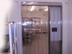 PVC Curtain trader in Qatar
