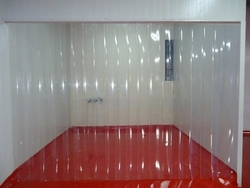 Transparent PVC Strip supplier in Qatar