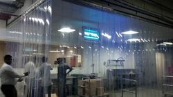 Transparent PVC Strip industry in Qatar