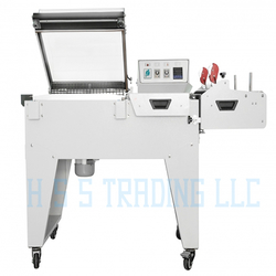 FM series 2 IN 1 shrink packaging machine  from H S S TRADING LLC
