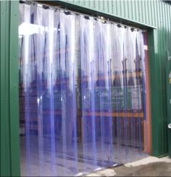 Transparent Sheet Curtain in Qatar