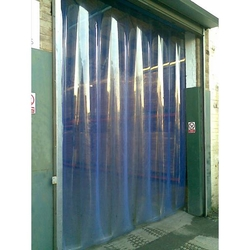 Transparent Sheet Curtain trader in Qatar