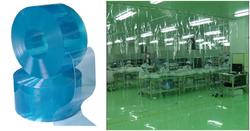 Transparent Sheet Curtain installation companies in Qatar