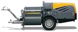 Diesel Plastering Machine from WECARE MACHINE & SPARE PARTS TRADING LLC