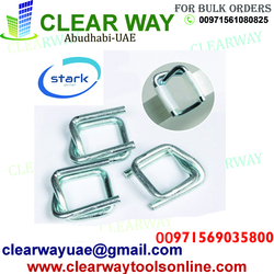 STARK german WIRE BUCKLE & CORD STRAP(COMPOSITE STRAP) DEALER IN MUSSAFAH ,ABUDHABI , UAE from CLEAR WAY BUILDING MATERIALS TRADING