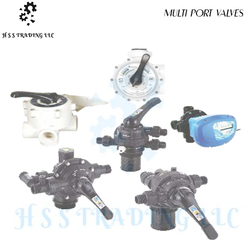 MULTI PORT VALVES from H S S TRADING LLC