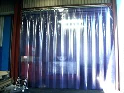 Sliding Strip Curtain supplier in Qatar