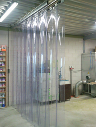 Sliding Strip Curtain industry in Qatar