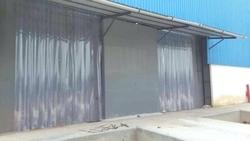 Sliding Strip Curtain distributor in Qatar