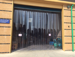 Sliding Strip Curtain distributors in Qatar