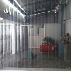 Standard Clear PVC Strip Curtain suppliers in Qatar