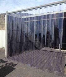 Standard Clear PVC Strip Curtain supplier in Qatar